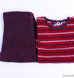 Woody Rode pyjama spons, Woody - 140