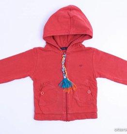 Hilde en Co (FNG) Rode sweatervest, Hilde en Co - 98