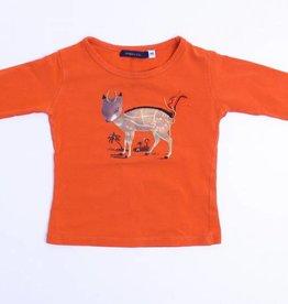 Hilde en Co (FNG) Longsleeve T - Shirt hert, Hilde en Co - 98