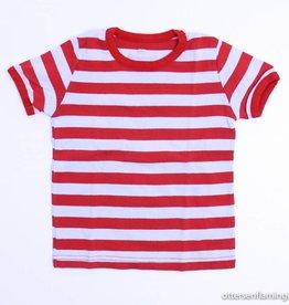 Katvig Gestreepte T - Shirt, Katvig - 104