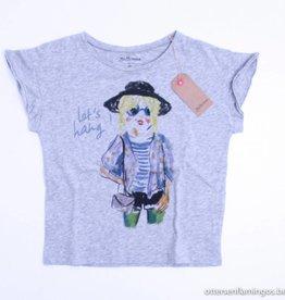 Bellerose Grijze T - Shirt, Bellerose - 116