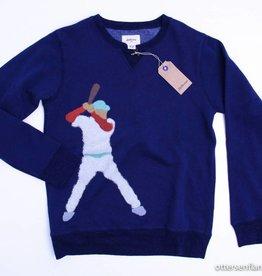 Bellerose Blauwe sweater, Bellerose - 152