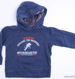Filou & Friends Blauwe hoodie, Filou en Friends - 110