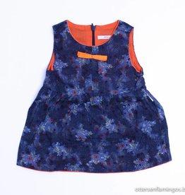 Hilde en Co (FNG) Blauw kleedje, Hilde en Co - 74