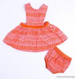 Hilde en Co (FNG) Oranje zomerkleedje, Hilde en Co - 68