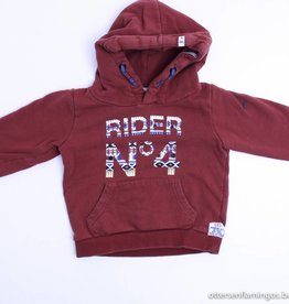 CKS (FNG) Bruine hoodie, CKS - 104