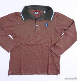 Scotch Shrunk Longsleeve polo, Scotch Shrunk - 128
