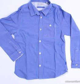 Scotch Shrunk Blauw hemd, Scotch Shrunk - 128