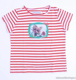 Filou & Friends Gestreepte T - shirt, Filou en Friends - 104