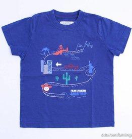 Filou & Friends Blauwe T - Shirt, Filou en Friends - 122