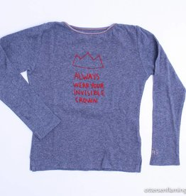Bellerose Grijze longsleeve T - Shirt, Bellerose - 116