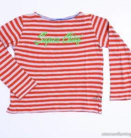 Bellerose Gestreepte longsleeve T - Shirt, Bellerose - 104