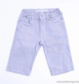 Filou & Friends Beige jeansshort, Filou en Friends - 134
