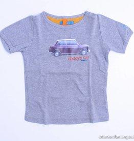 Borz Grijze T - Shirt auto, Borz - 110/116