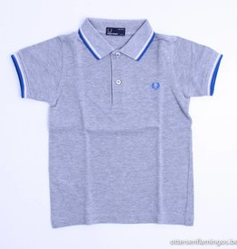 Fred Perry Grijze polo, Fred Perry - 110/116