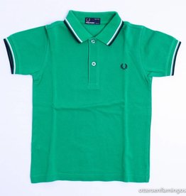 Fred Perry Groene polo, Fred Perry - 110/116