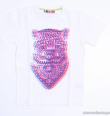American Outfitters art.nr. NG151 Witte T - Shirt, Anne Kurris - 128