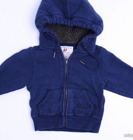 American Outfitters Blauwe sweatervest, American Outfitters - 92