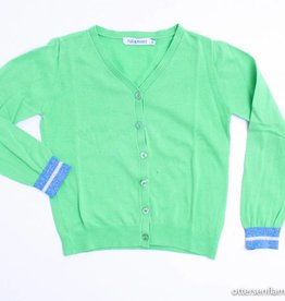 Filou & Friends Groene cardigan, Filou en Friends - 128