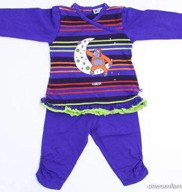 Woody Paarse pyjama aap, Woody - 62