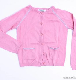 Filou & Friends Roze cardigan, Filou en Friends - 128