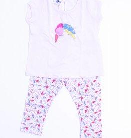 Petit Bateau  Pyjama vogeltjes, Petit Bateau - 86