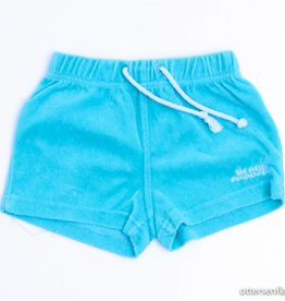 Woody Blauw sponsshortje, Woody Beach - 98