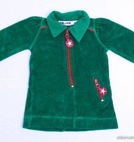 Kik Kid Groen sponskleedje, Kik Kid - 74