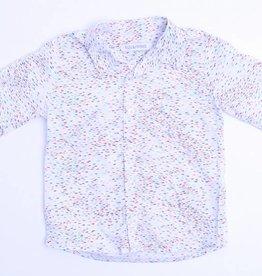 Filou & Friends Wit hemd visjes, Filou en Friends - 92