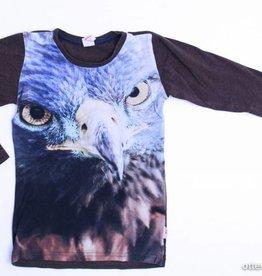 Wild Longsleeve T - Shirt vogel, Wild - 116