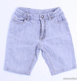 Petit Bateau  Grijze jeansshort, Petit Bateau - 110