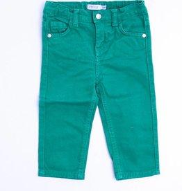 Filou & Friends Groen jeansbroekje, Petit Filou - 80