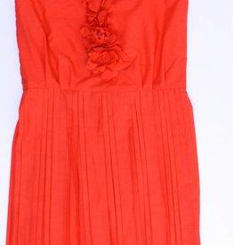 Dominique Ver eecke Rood/oranje kleedje, Dominique Ver eecke - 152