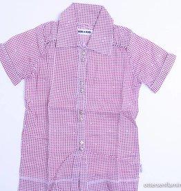Kik Kid Shortsleeve hemdje, Kik Kid - 122