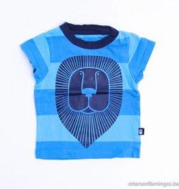 Danefae Blauwe T - Shirt leeuw, Danefae - 62