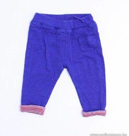 Hilde en Co (FNG) Blauw omkeerbaar broekje, Hilde en Co - 62/68