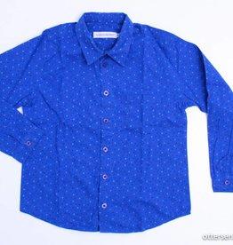 Filou & Friends Blauw hemd, Filou en Friends - 128