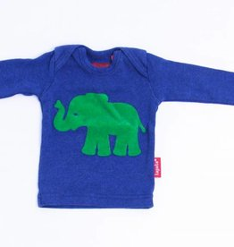 Tapete Longsleeve T - Shirt olifant, Tapete - 50/56