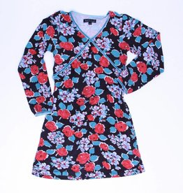 Petit Louie Longsleeve kleedje, Petit Louie - 116/128