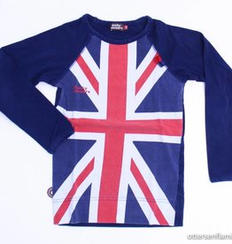 4 Funky Flavours Longsleeve T - Shirt vlag, 4FF - 122/128