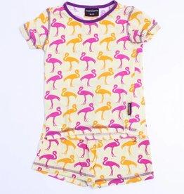 Maxomorra Pyjama flamingo's, Maxomorra - 86/92