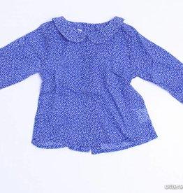 Filou & Friends Blauw blousje, Petit Filou - 68