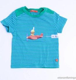 Nijntje Gestreepte T - Shirt, Nijntje - 98