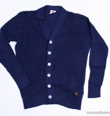 American Outfitters art.nr. NG159 Donkerblauwe cardigan, AO - 152