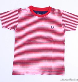 Fred Perry Gestreepte T - Shirt, Fred Perry - 122
