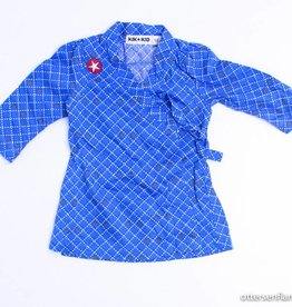 Kik Kid Blauw overslagkleedje, Kik Kid - 62