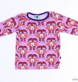 Smafolk Longsleeve T - Shirt meisjes, Smafolk - 74
