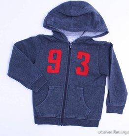 Filou & Friends Grijze sweatervest, Filou en Friends - 116