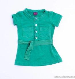 Kidz-art Groen kleedje, Kidz-art - 62/68