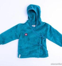 Kik Kid Groen fleecevestje/jasje, Kik Kid - 74
